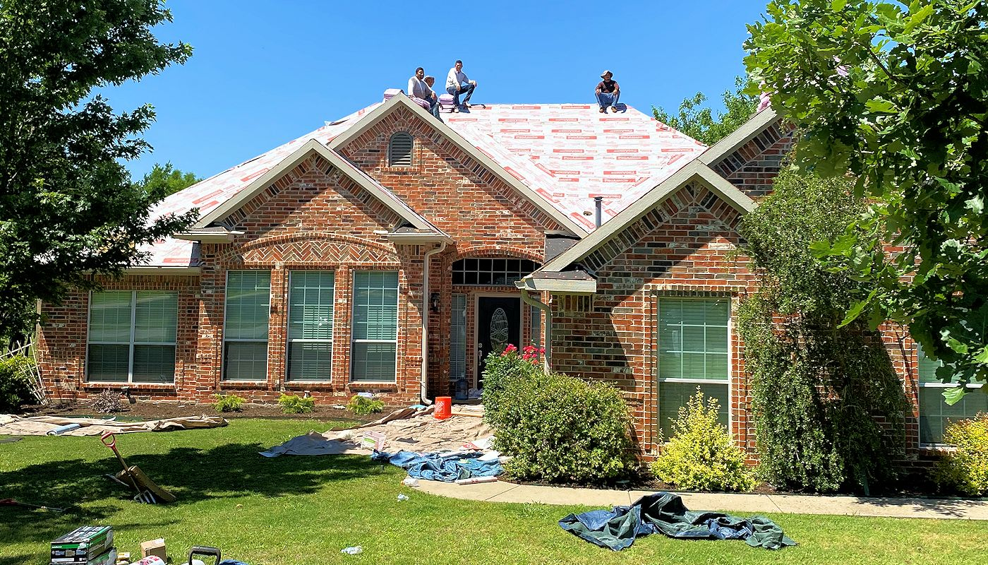 Texomaland Residential Roofing Contractor