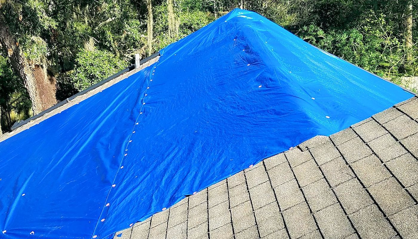 Veterans Roofing LLC - Texoma Storm Damage Roof Repair Process