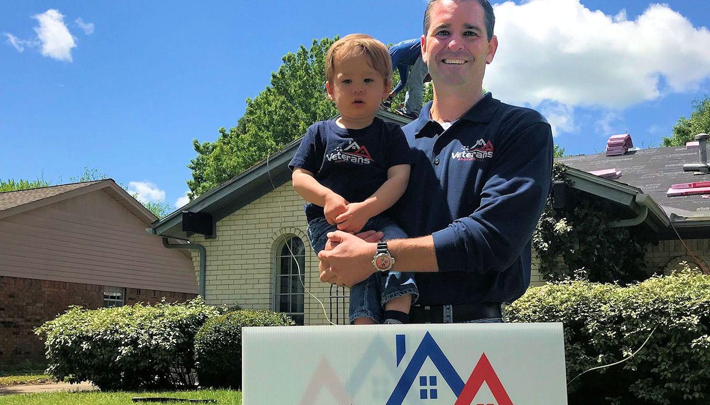 Why choose Veteran's Roofing LLC in Sherman Texas