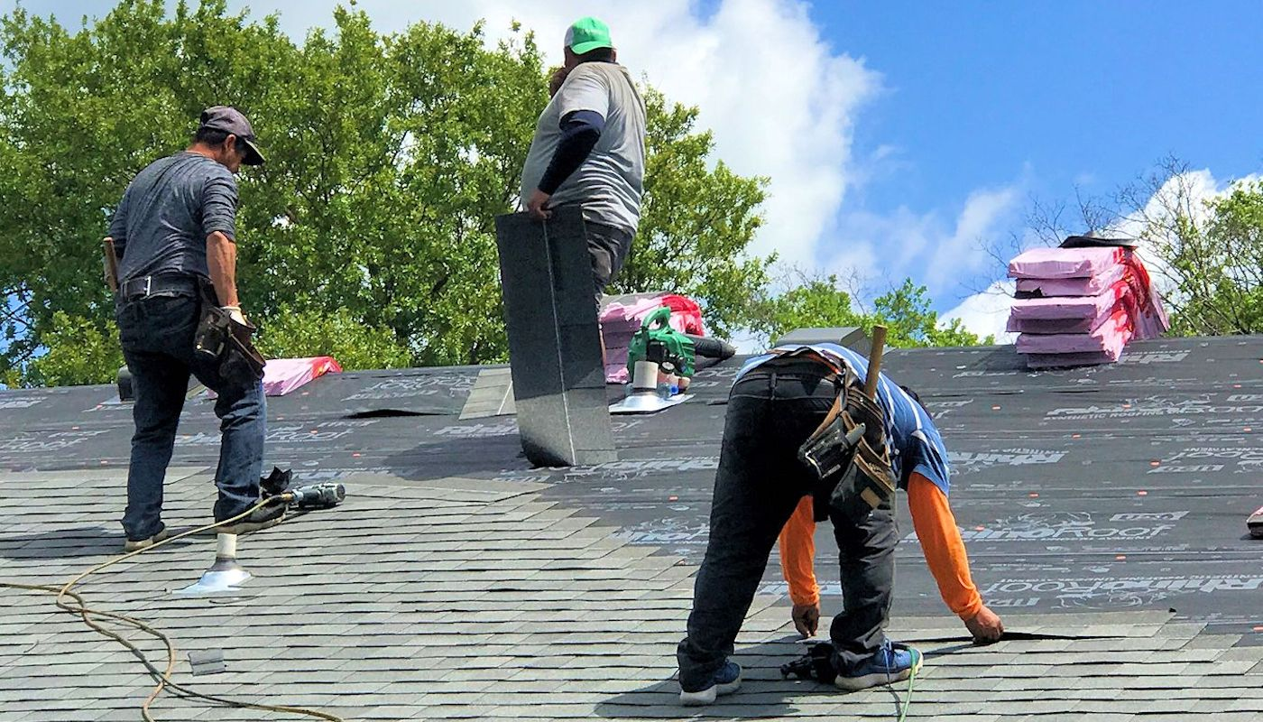 Texoma Roof Repair Contractor - Veterans Roofing LLC